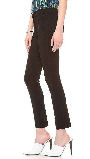 Juicy Couture Ponte Crop Pants