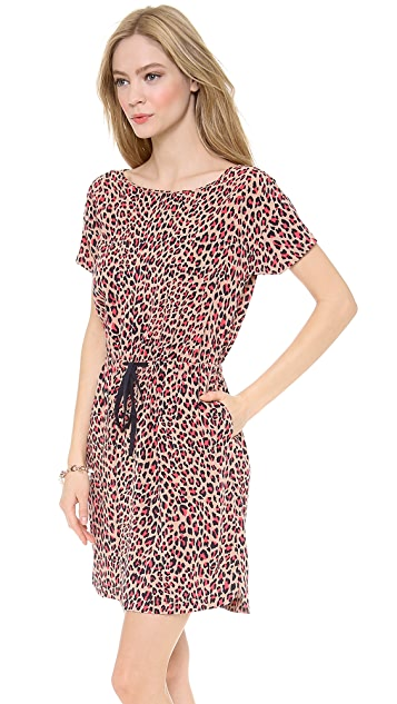Juicy Couture Bengal Print Voile Dress