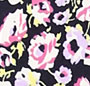 Frenzy Floral Print