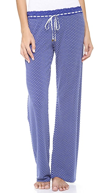 Juicy Couture Pop Dot PJ Pants
