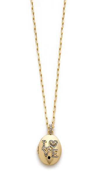 Juicy Couture Love Pendant Necklace