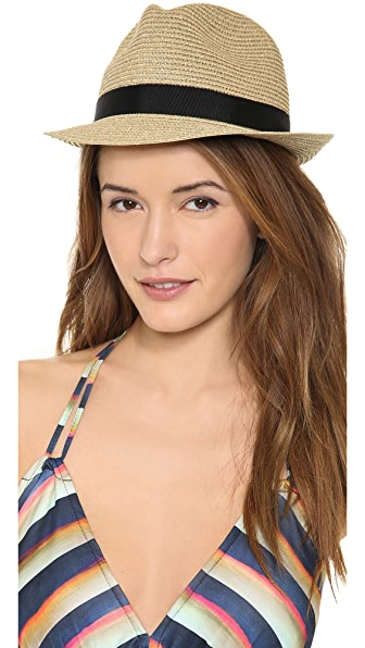 Juicy Couture Pandora Metallic Fedora