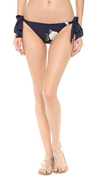 Juicy Couture Camellia Couture Bikini Bottoms
