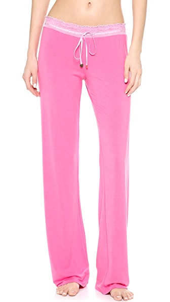 Juicy Couture Solid Sleep Pants