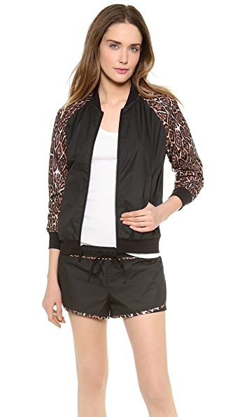Juicy Couture Juicy Sport Colorblock Bomber Jacket