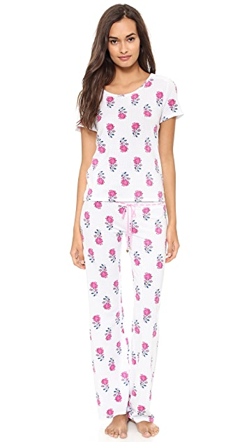 Juicy Couture Print Sleep Essential Tee