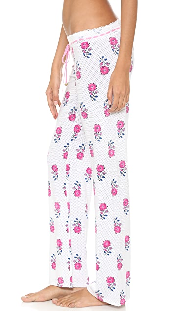 Juicy Couture Print Sleep Essential Pants
