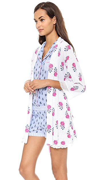 Juicy Couture Print Sleep Essential Robe