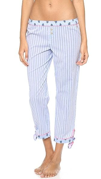 Juicy Couture Petite Paisley Pants