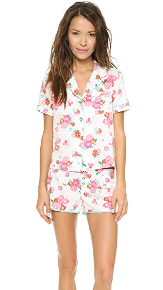 Juicy Couture Printed PJ Top