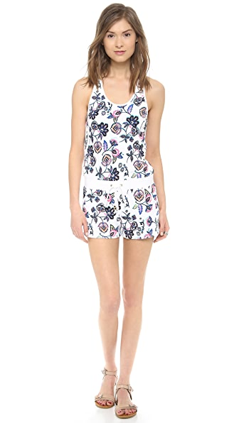 Juicy Couture Costa Blanca Romper