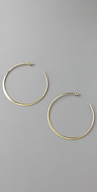 "Jules Smith 3"" Hoops"