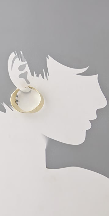 Jules Smith Americana Classic Ginny Hoops