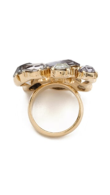 Jules Smith Black Ice Cocktail Ring
