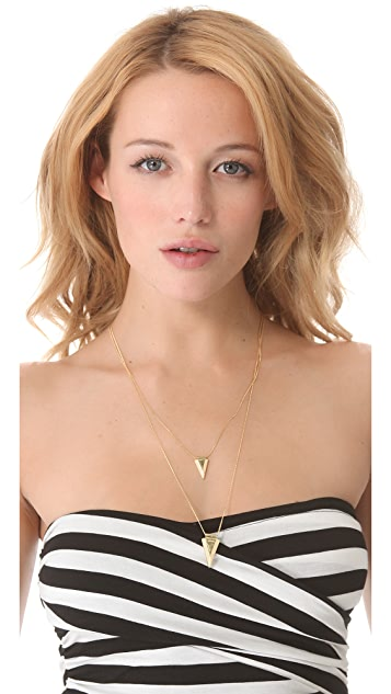 Jules Smith Shark Necklace