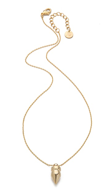 Jules Smith Zoe Bullet Necklace