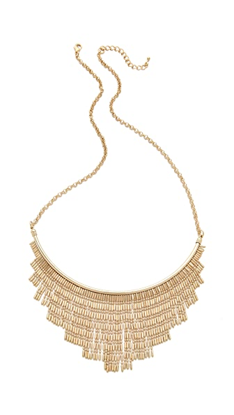 Jules Smith Gypsy Fringe Necklace