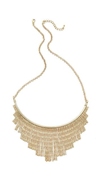 Jules Smith Gypsy Fringe Necklace