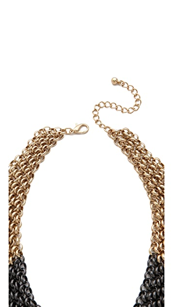 Jules Smith Knights Armor Necklace