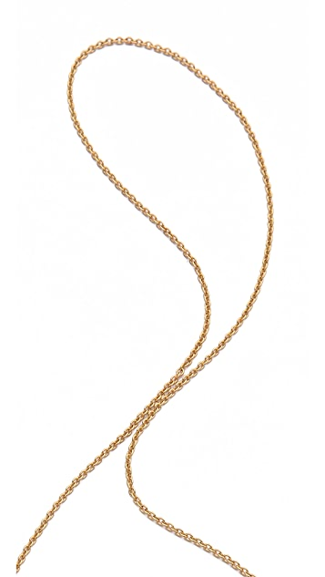 Jules Smith Geo Square Necklace