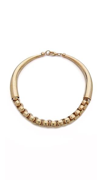 Jules Smith Geo Choker Necklace