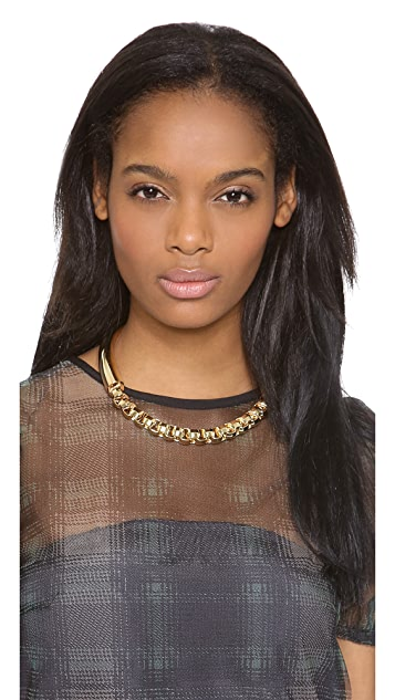 Jules Smith Geo Choker Necklace