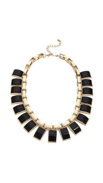 Jules Smith Vintage Enamel Necklace