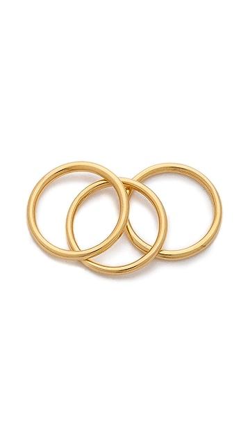 Jules Smith Lexi Midi Rings Set