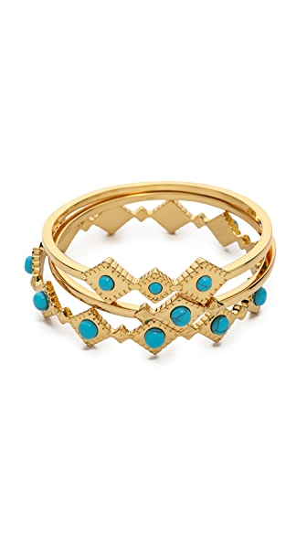 Jules Smith Ceopatra Bangle Bracelets