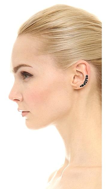 Jules Smith Assorted Gem Left Ear Crawler