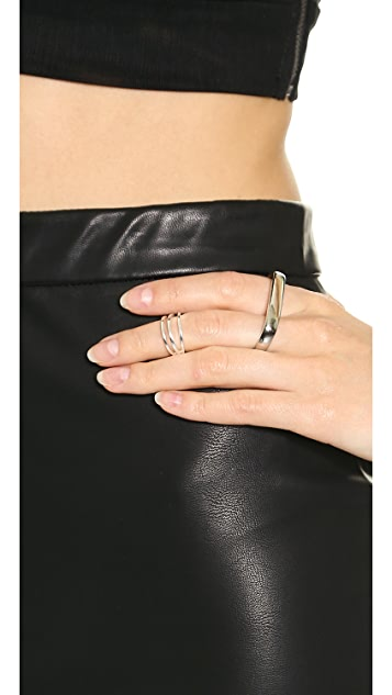 Jules Smith Wrap It Midi Ring
