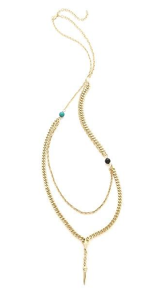 Jules Smith Nico Dagger Necklace