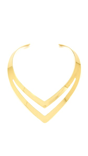 Jules Smith Royal Choker Necklace