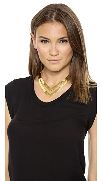 Jules Smith Royal Choker Necklace