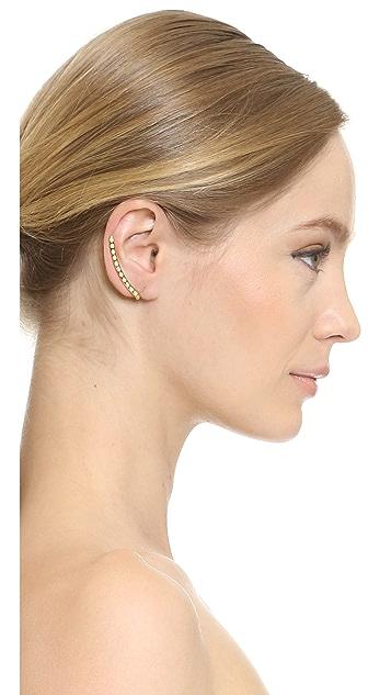 Jules Smith Pearl Right Ear Crawler