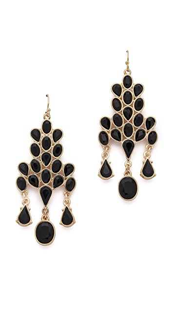Jules Smith Jewel Drop Earrings