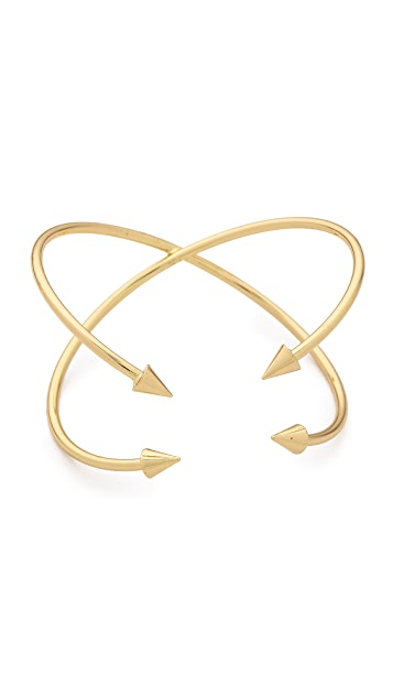 Jules Smith Zoe Bullet Cuff Bracelet