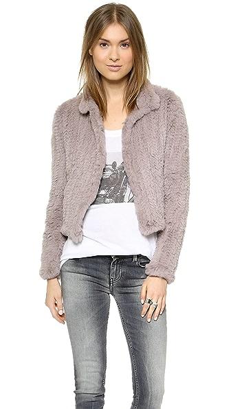 June Fur Jacket