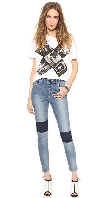 Just Female Pag Skinny Jeans