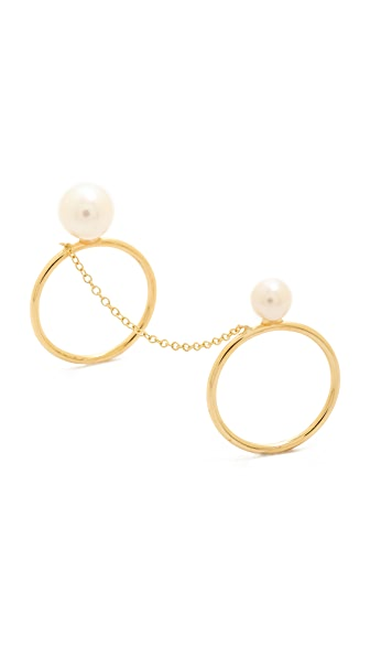 Kacey K Double Ring