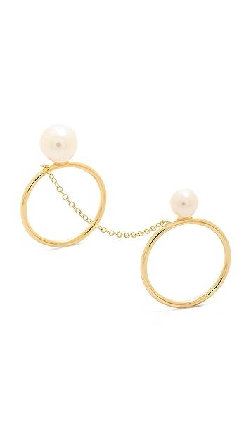 Kacey K Double Ring