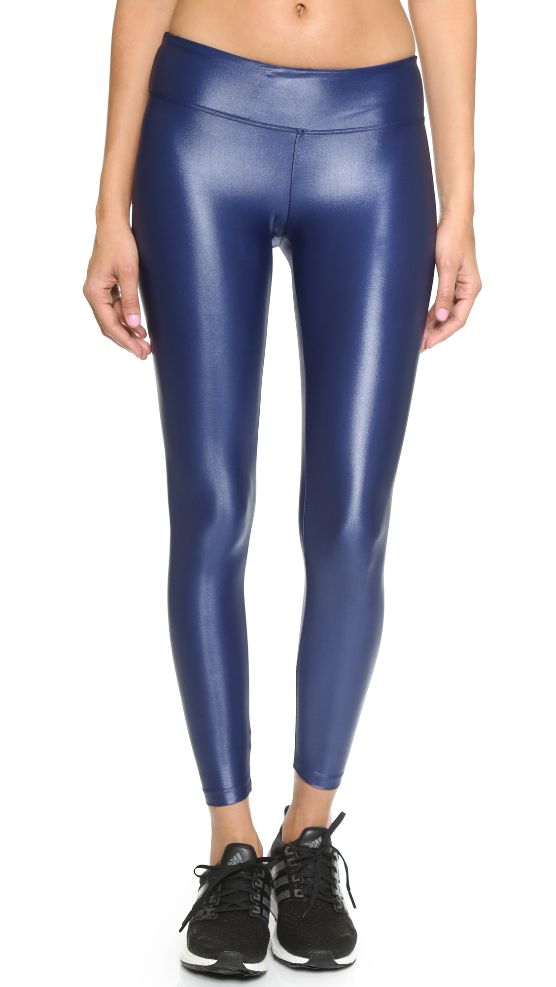 KORAL ACTIVEWEAR Shiny Metallic Active Legging | SHOPBOP