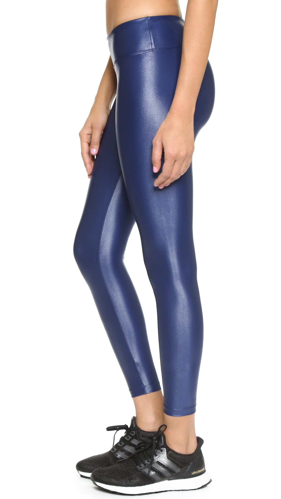 KORAL Shiny Metallic Active Legging  441447d5f