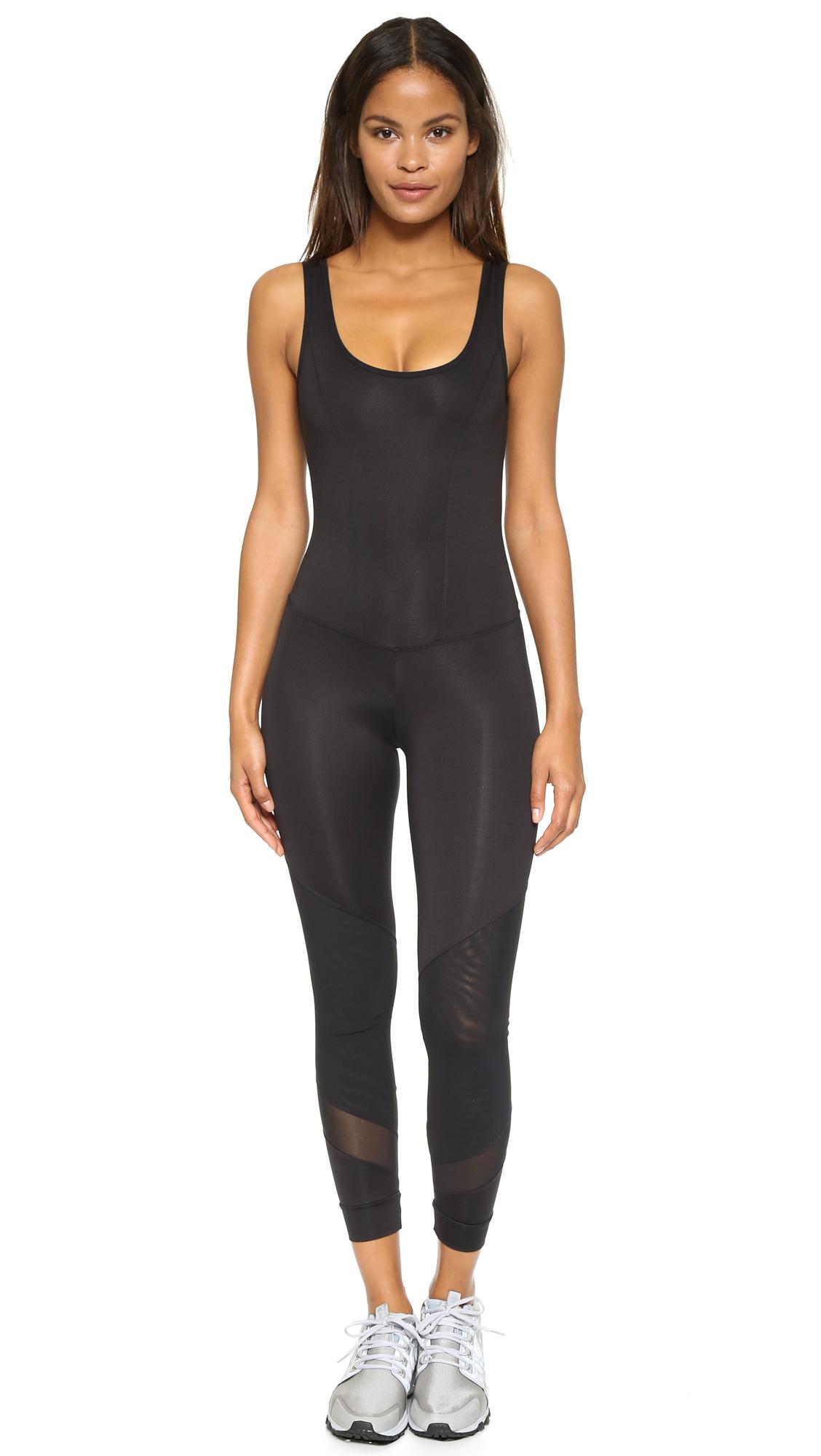 KORAL ACTIVEWEAR Vector Jumpsuit - Black