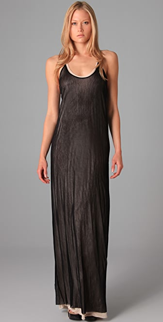 Kaelen Grandma Hannigan Long Mesh Dress