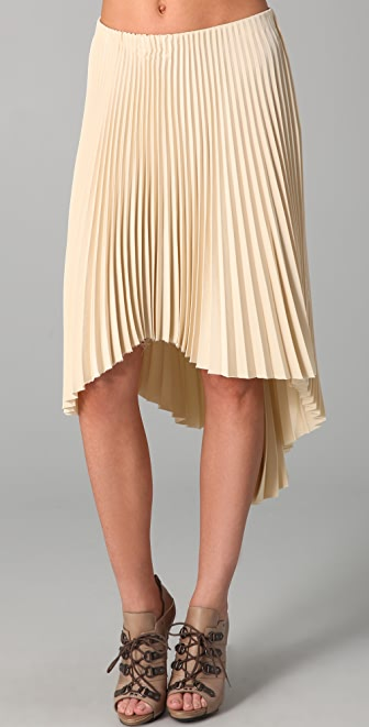 Kaelen Luanne Pleated Skirt