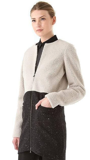 Kaelen Shearling Coat