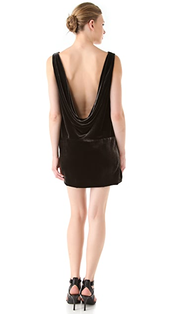Kaelen Cowl Back Dress