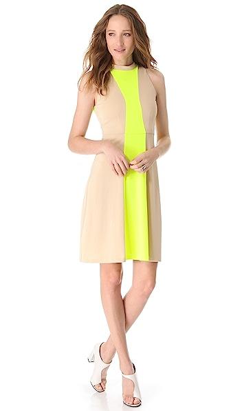 Kaelen High Neck Dress