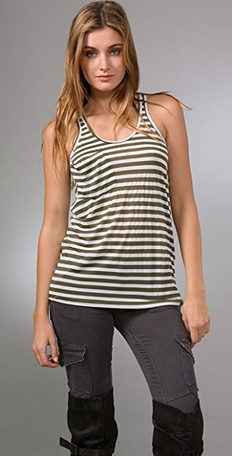 KAIN Label Pocket Tank Top